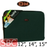 dm-notebook-plain-wide-green