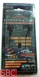 earphone-ex-80-black
